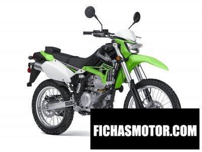Imagen moto Kawasaki klx 250s año 2010