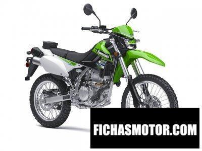 Ficha técnica Kawasaki klx 250s 2013