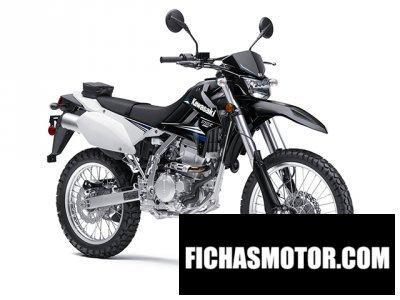 Imagen moto Kawasaki klx 250s año 2014