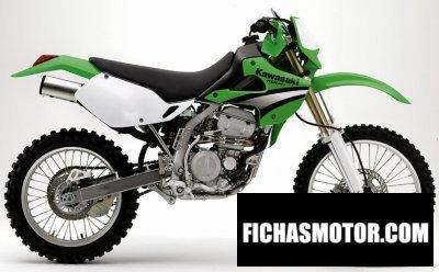 Ficha técnica Kawasaki klx 300 r 2005