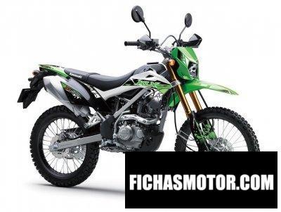 Ficha técnica Kawasaki KLX150BF 2020