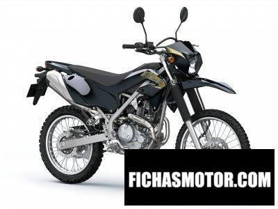 Imagen moto Kawasaki KLX230 año 2020