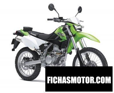 Imagen moto Kawasaki klx250 año 2017