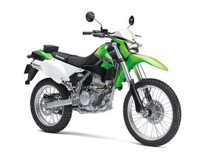 Imagen moto Kawasaki KLX250 año 2019