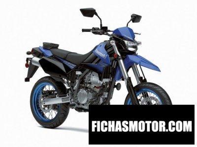 Imagen moto Kawasaki klx250sf año 2013