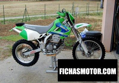 Ficha técnica Kawasaki klx300r 1999
