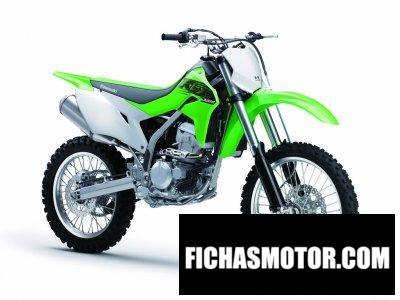 Ficha técnica Kawasaki KLX300R 2020
