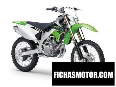 Ficha técnica Kawasaki klx450r 2016
