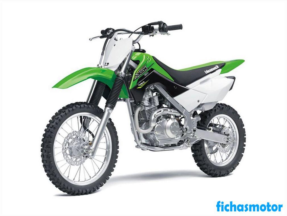 Ficha técnica Kawasaki KLX450R 2019