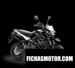 Imagen moto Kawasaki ksr 110 2017