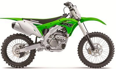 Ficha técnica Kawasaki KX 100 2019
