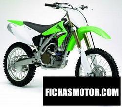 Imagen moto Kawasaki kx 250 f 2005