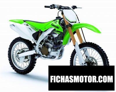 Imagen moto Kawasaki kx 450f año 2007