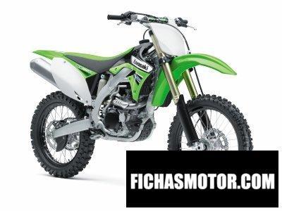 Imagen moto Kawasaki kx 450f año 2011
