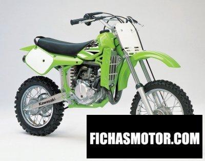 Imagen moto Kawasaki kx 60 año 2002