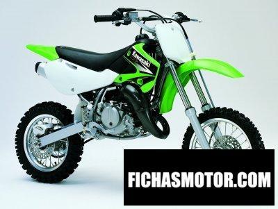 Imagen moto Kawasaki kx 65 año 2004