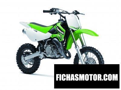 Ficha técnica Kawasaki kx 65 2013