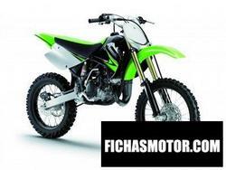 Imagen moto Kawasaki kx 85ii 2010