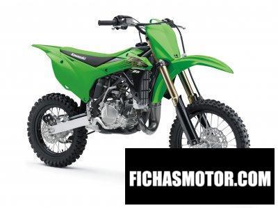 Ficha técnica Kawasaki KX85 I 2020