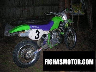 Imagen moto Kawasaki kz 550 c año 1982