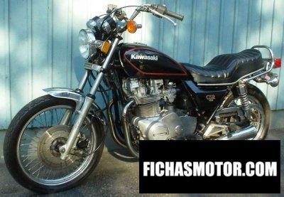 Imagen moto Kawasaki kz 750 csr (kz 750 m1) año 1982