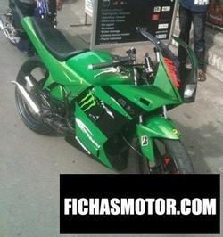 Imagen moto Kawasaki ninja 100rr 1997