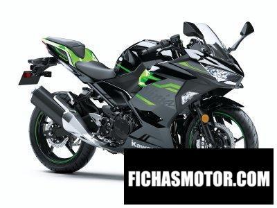 Imagen moto Kawasaki Ninja 400 ABS año 2020