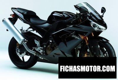 Imagen moto Kawasaki ninja zx-10 r año 2005