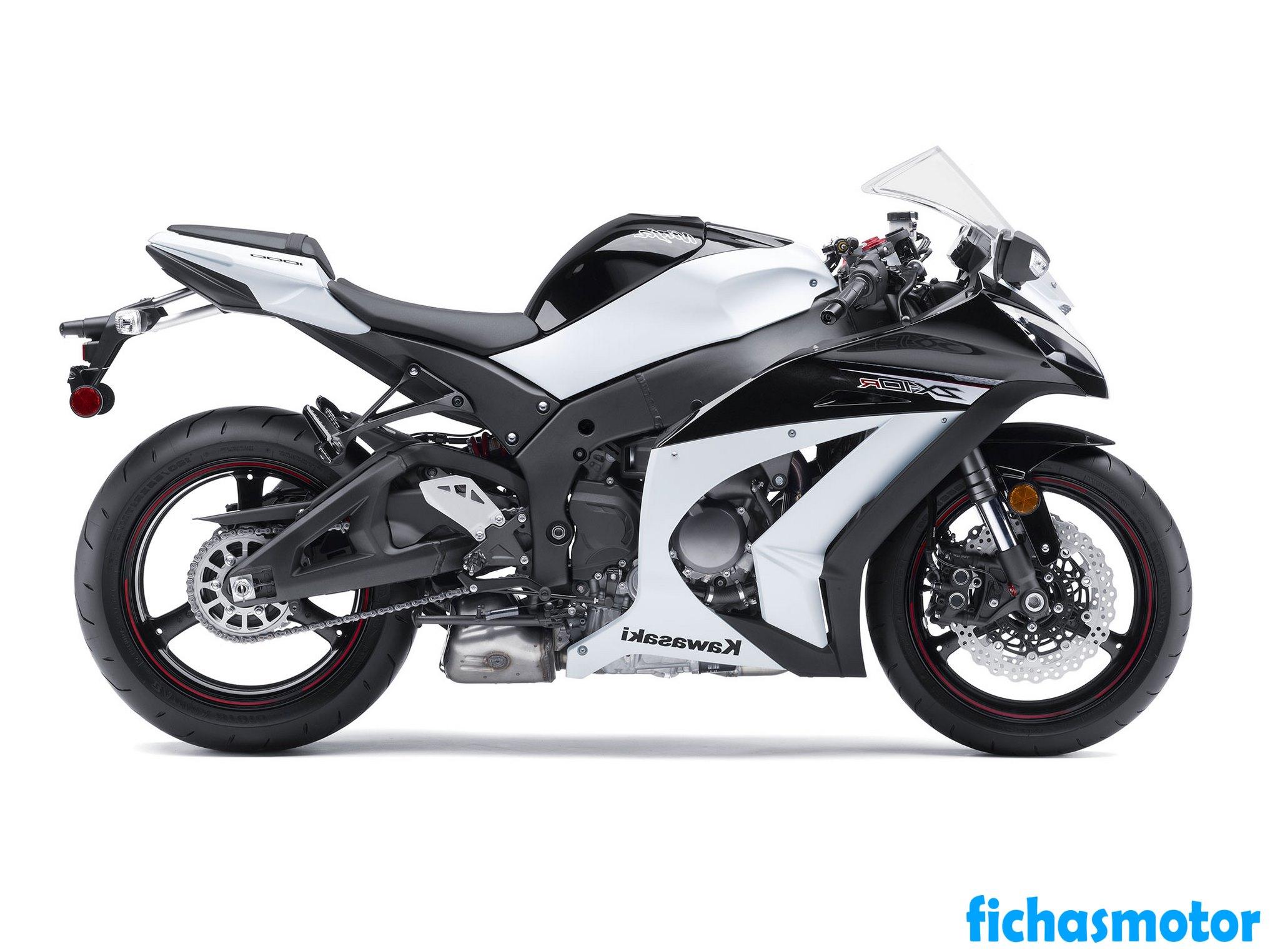 Imagen moto Kawasaki ninja zx -10r año 2013