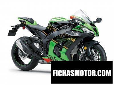 Imagen moto Kawasaki Ninja ZX-10R año 2020