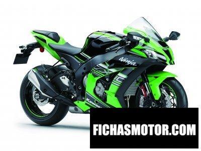 Imagen moto Kawasaki ninja zx-10r abs año 2016