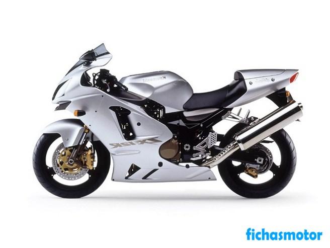 Imagen moto Kawasaki ninja zx-12r año 2004