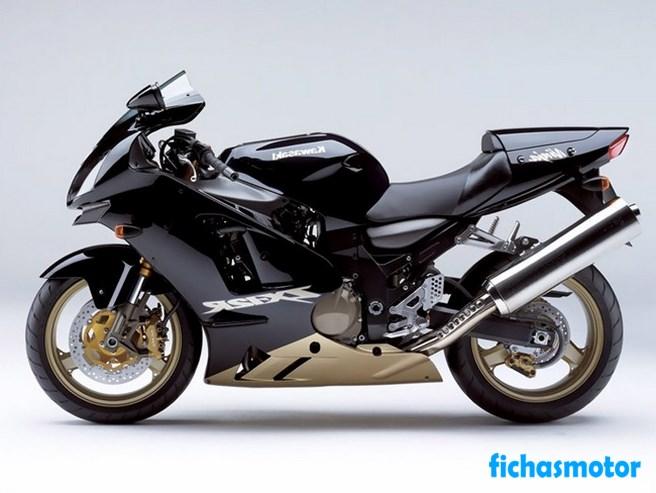 Ficha técnica Kawasaki ninja zx-12r 2006