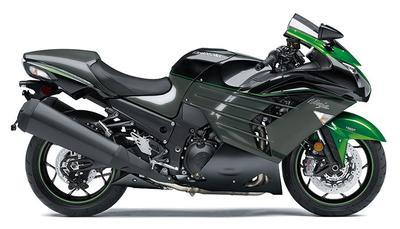 Imagen moto Kawasaki Ninja ZX-14R año 2019