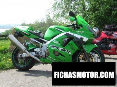 Imagen moto Kawasaki ninja zx-9r año 2004
