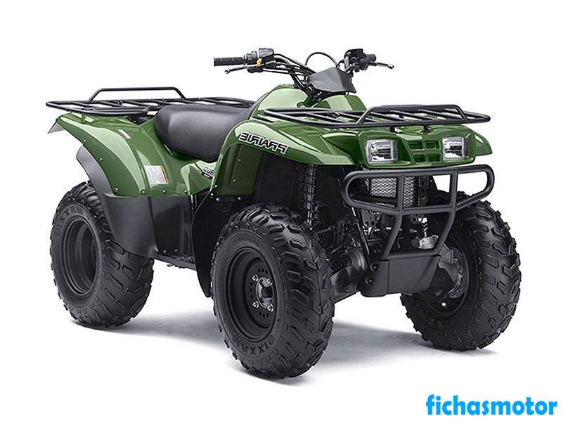 Imagen moto Kawasaki Prairie 360 4x4 año 2013