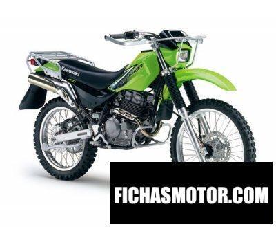 Ficha técnica Kawasaki stockman 250 2012