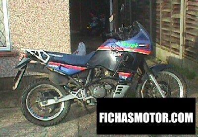 Ficha técnica Kawasaki tengai 1990
