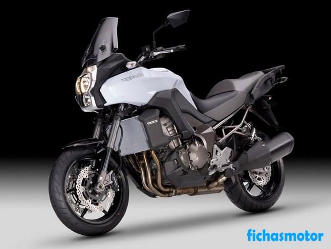 Imagen moto Kawasaki versys 1000 año 2012