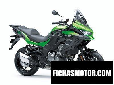 Imagen moto Kawasaki Versys 1000 año 2020