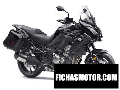 Imagen moto Kawasaki versys 1000lt año 2015