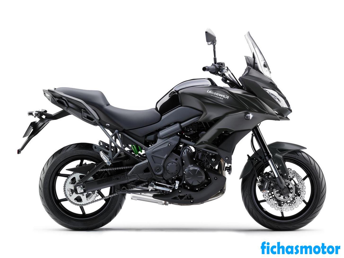 Imagen moto Kawasaki Versys 650 año 2020