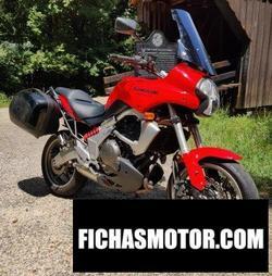 Imagen moto Kawasaki Versys 650LT 2019