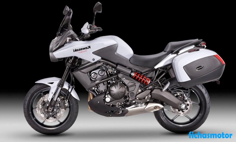 Imagen moto Kawasaki versys tourer año 2013