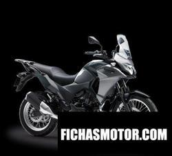 Imagen moto Kawasaki versys-x 250 city 2018