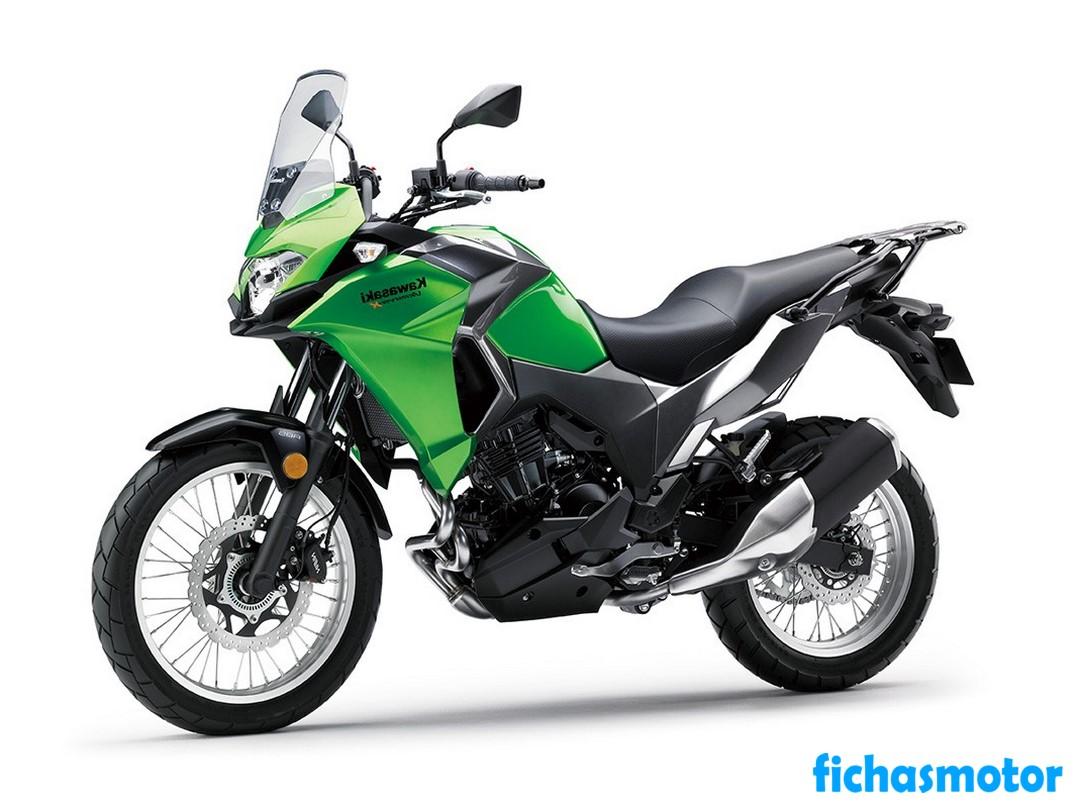 Imagen moto Kawasaki Versys-X 300 año 2020