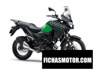 Imagen moto Kawasaki Versys-X 300 ABS año 2019