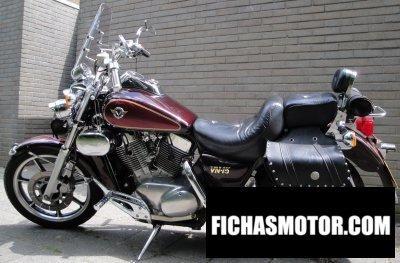 Imagen moto Kawasaki vn 1500 año 1993
