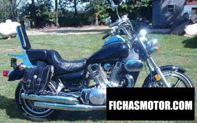 Imagen moto Kawasaki vn 1500 año 1994
