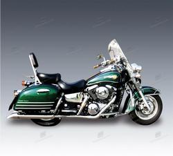 Imagen moto Kawasaki vn 1500 Classic tourer fi 2000